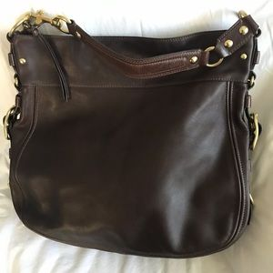 Coach Zoe Hobo Bag.